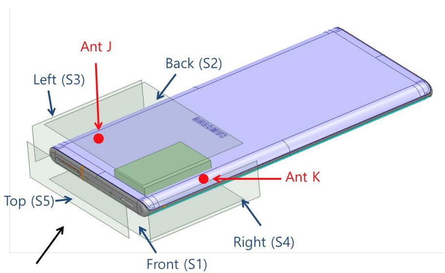 Galaxy Note 10 5G FCC