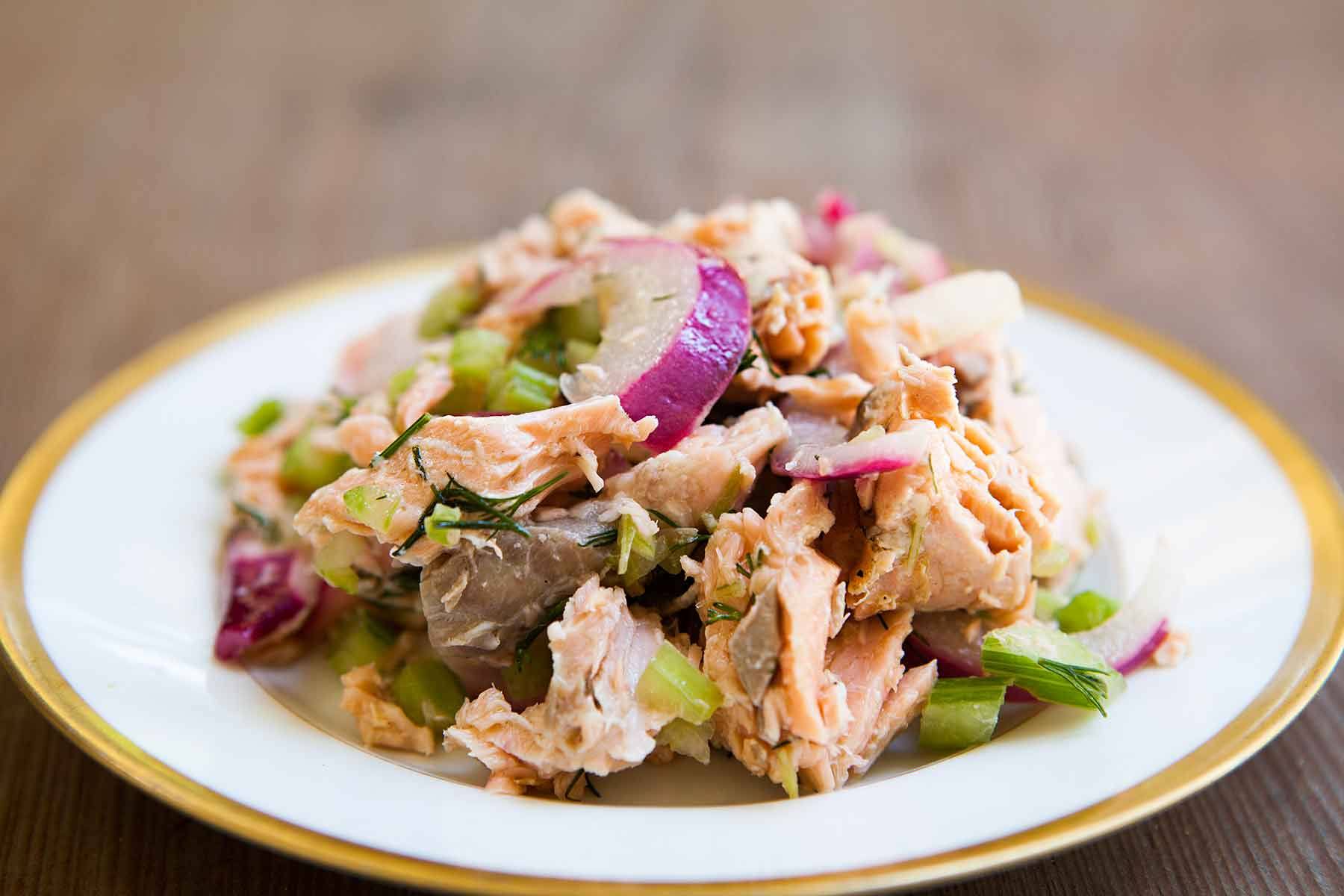 How to make Salmon Salad