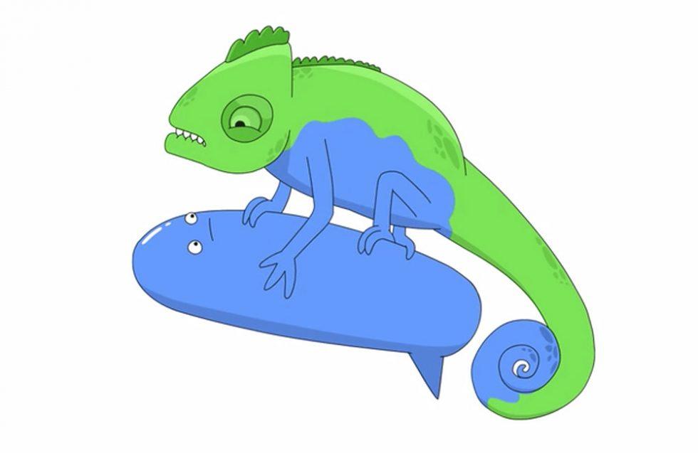 Samsung's Climaxing Lizard