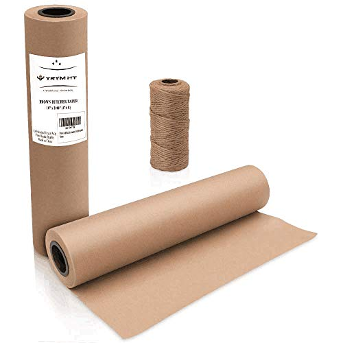 Brown Kraft Butcher Paper Roll
