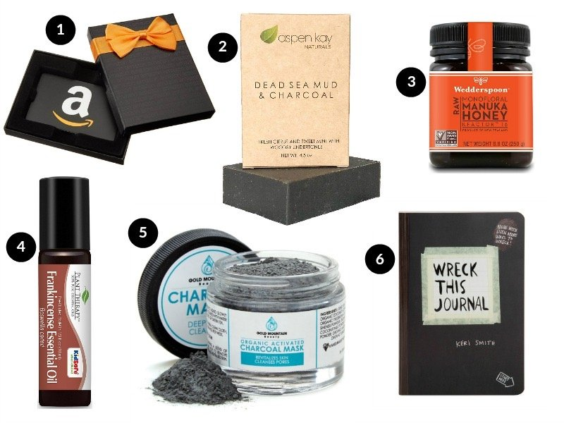 healthy gift guide teens