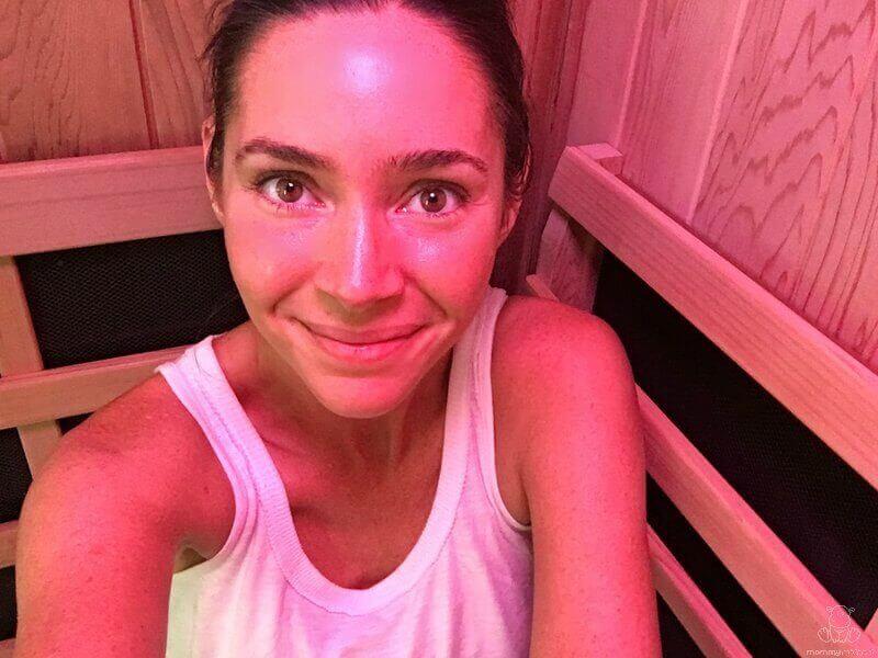sauna benefits infrared