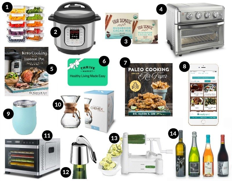 Natural Holiday Gift Guide For Foodies