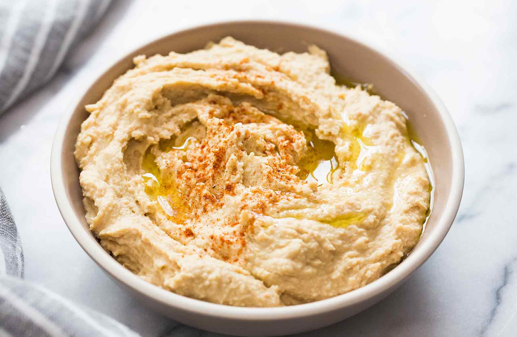 Best homemade hummus
