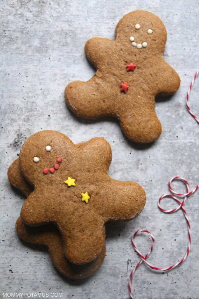 easy soft gluten free gingerbread cookies recipe