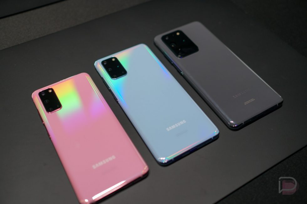Galaxy S20 Family