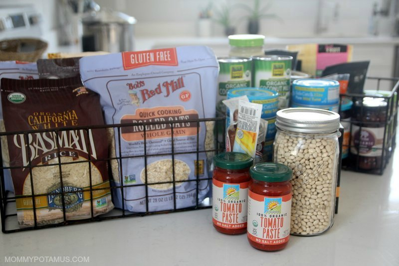 stocking pantry emergencies real food