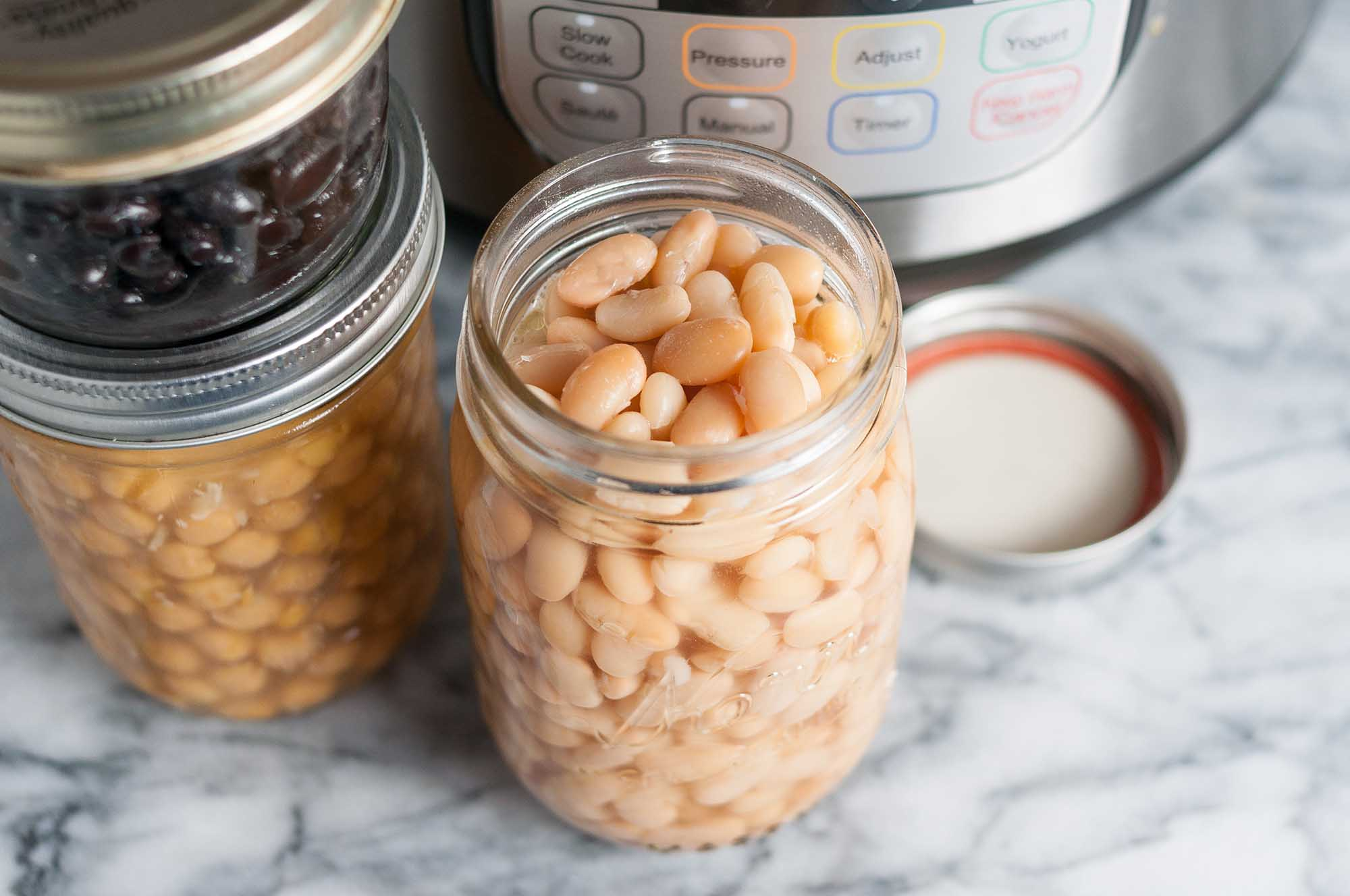 How To Make Fast, No-Soak Beans in the Pressure Cooker