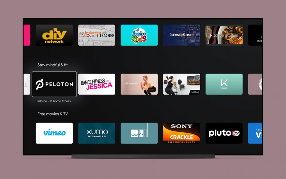 Android TV Stay Mindful