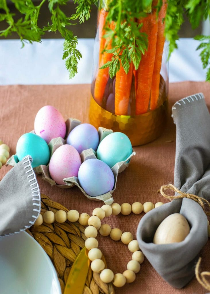 family-friendly easter table ideas