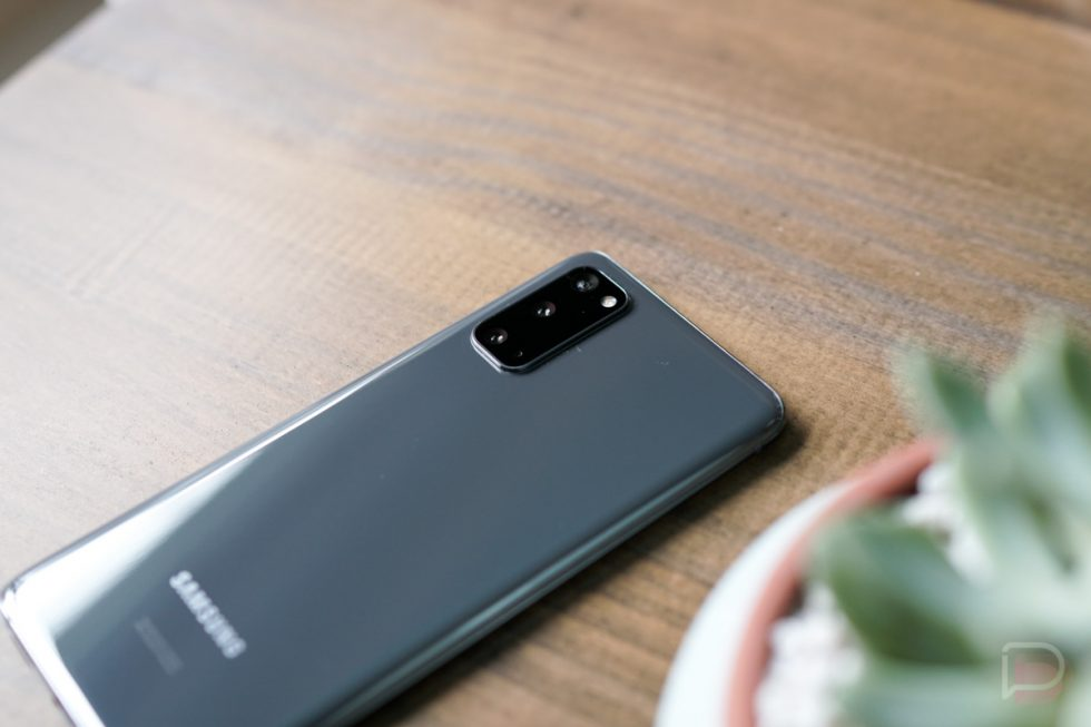 Galaxy S20 Review