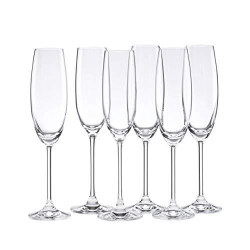 Lenox 845276 Tuscany Classics Champagne Flutes, Set of 4
