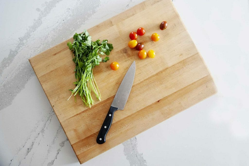 How to oil a butcher block