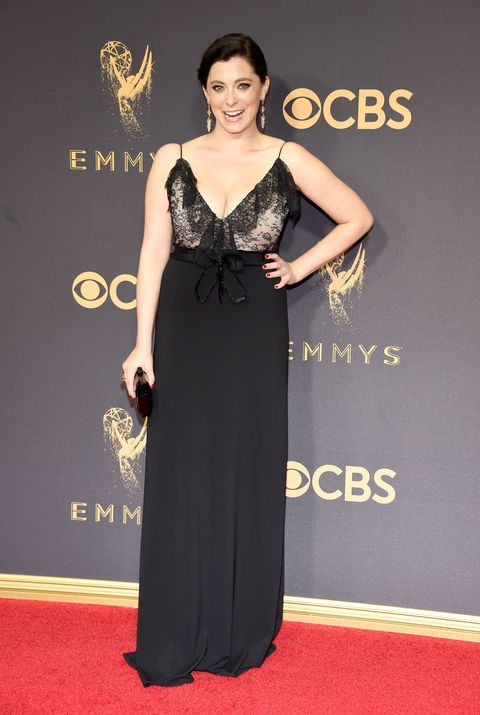 Rachel Bloom reveals she had to buy her own dress for the Emmys 2017