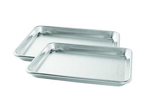 Nordic Ware Quarter Sheet Pan, Set of 2
