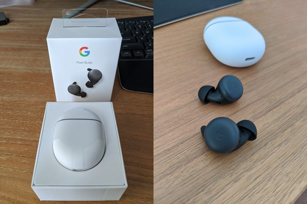 Google Pixel Buds 2 Almost Black